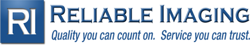 Reliable Imaging logo